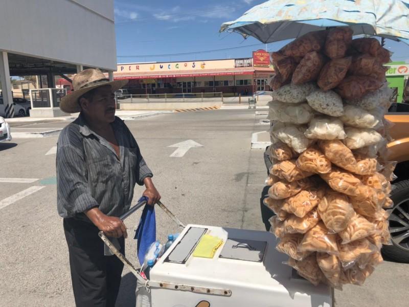 Incrementa en un 20% el comercio informal en Los Cabos