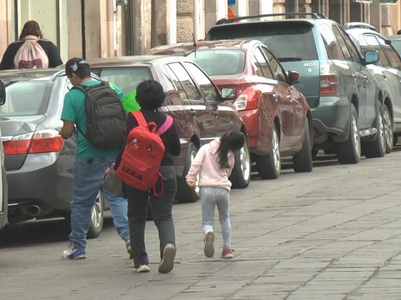 Incrementa flujo de inmigrantes menores de edad