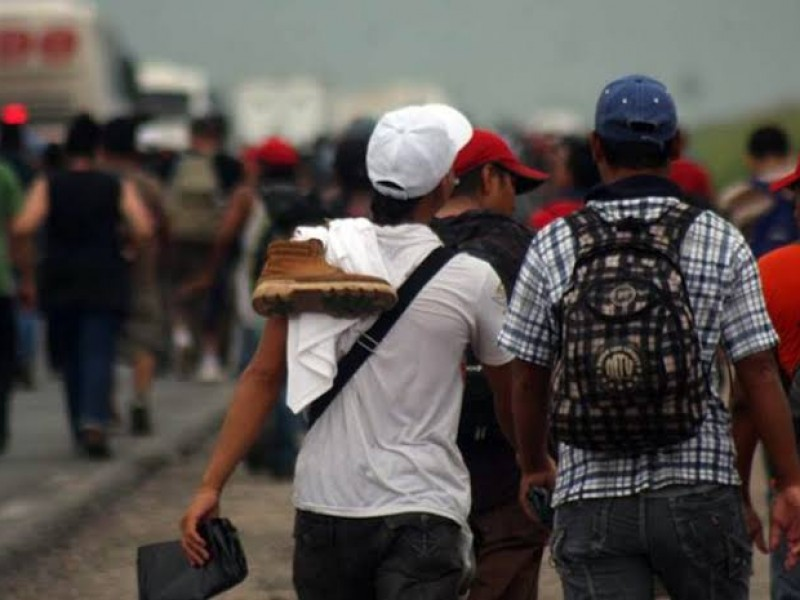 Incrementa flujo de migrantes en Veracruz