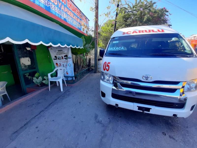 Incrementa flujo de pasajeros ruta Oaxaca-Istmo por temporada vacacional