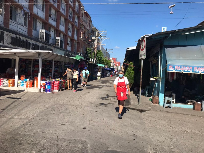 Incrementa la inseguridad en zona de mercados de Veracruz