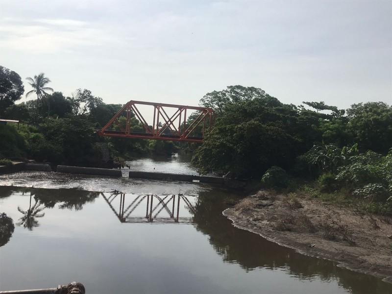 Incrementa más de un metro el nivel del río Jamapa