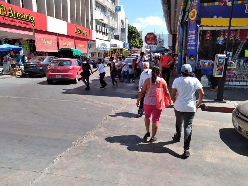 Incrementa movilidad ciudadana, con poca responsabilidad ante COVID-19