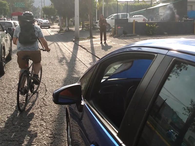Incrementa nivel de protesta contra ciclovía en avenida Guadalupe