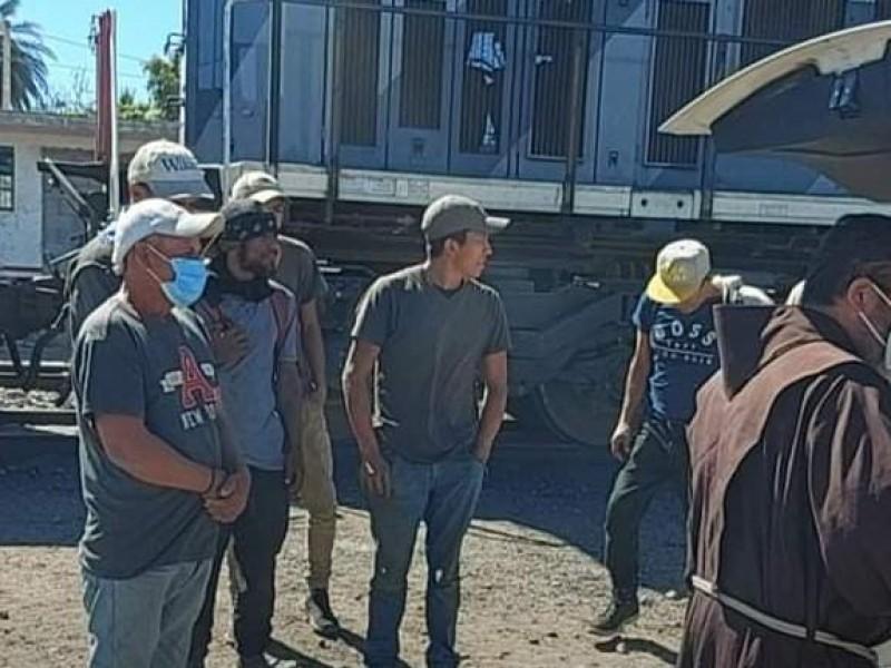 Incrementa paso de migrantes por Empalme