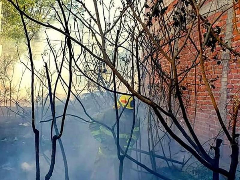 Incrementa quema de pastizales en Tangancícuaro