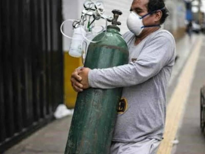 Incrementa servicio de oxígeno para Covid-19 en León