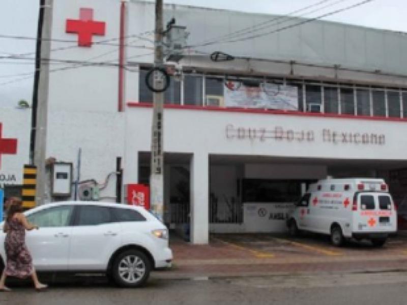 Incrementa servicios Cruz Roja en 2019