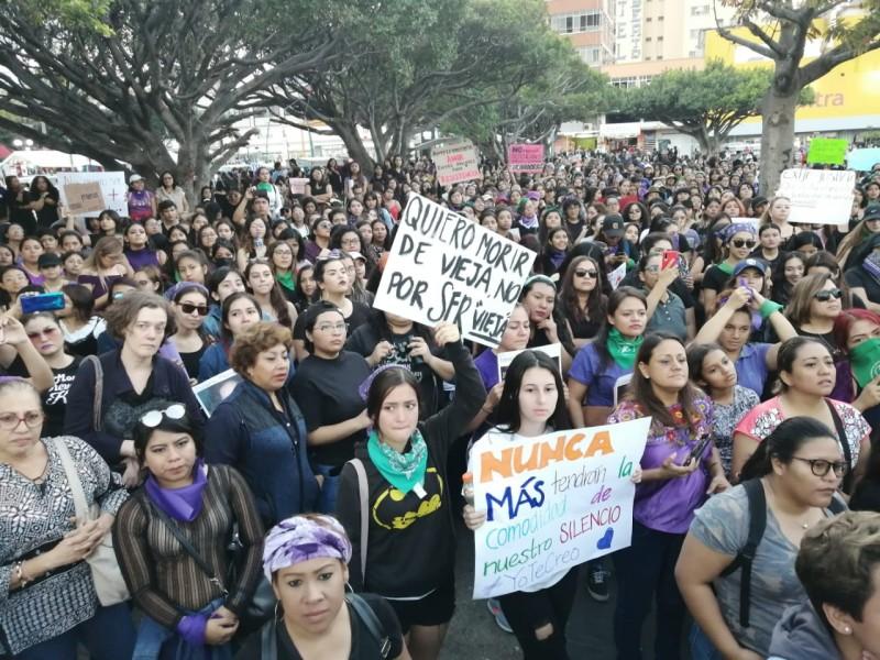 Incrementa violencia contra niñas y adolescentes en Chiapas