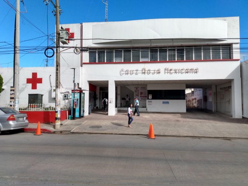Incrementan accidentes en diciembre reporta Cruz Roja