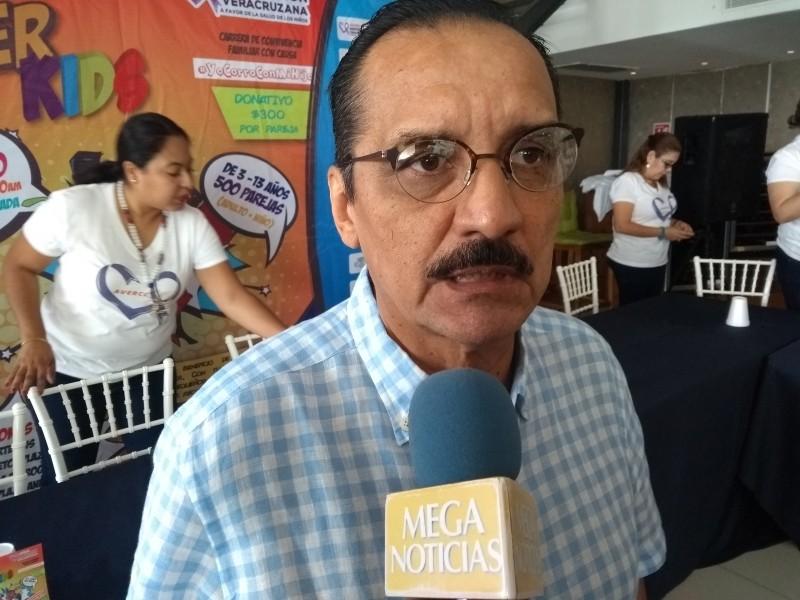 Incrementan casos de niños con leucemia en Veracruz