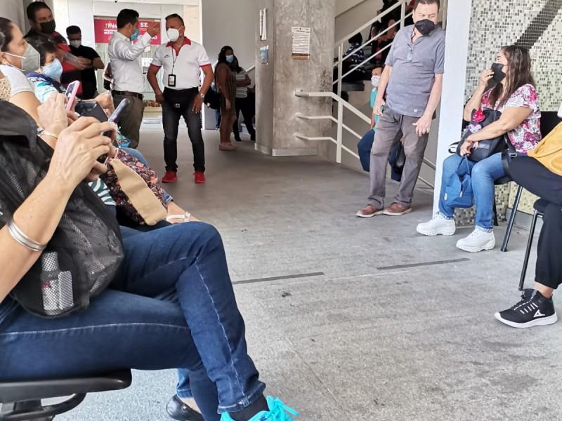 Incrementan contagios Covid en oficinas de gobierno de Chiapas