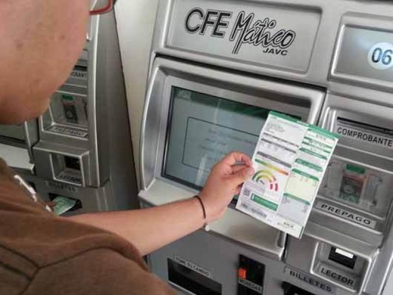 Incrementan denuncias de cajeros automáticos de CFE