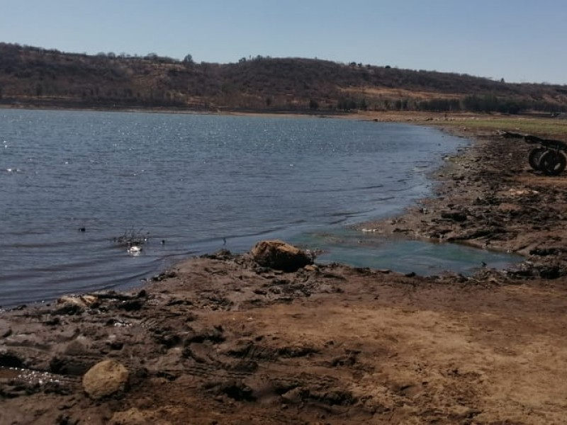 Incrementan 67% extracción de agua de presa Calderón desde 2014