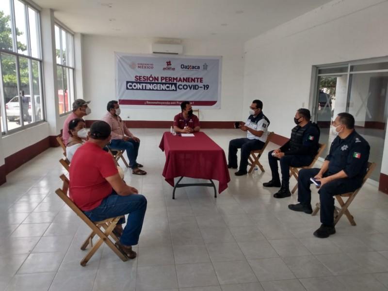 Incrementan fallecimientos por Covid-19 en Agencias Municipales de Juchitán