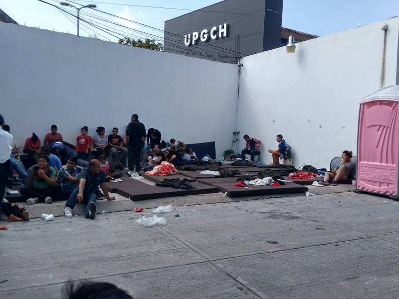Incrementan las detenciones de migrantes en Chiapas