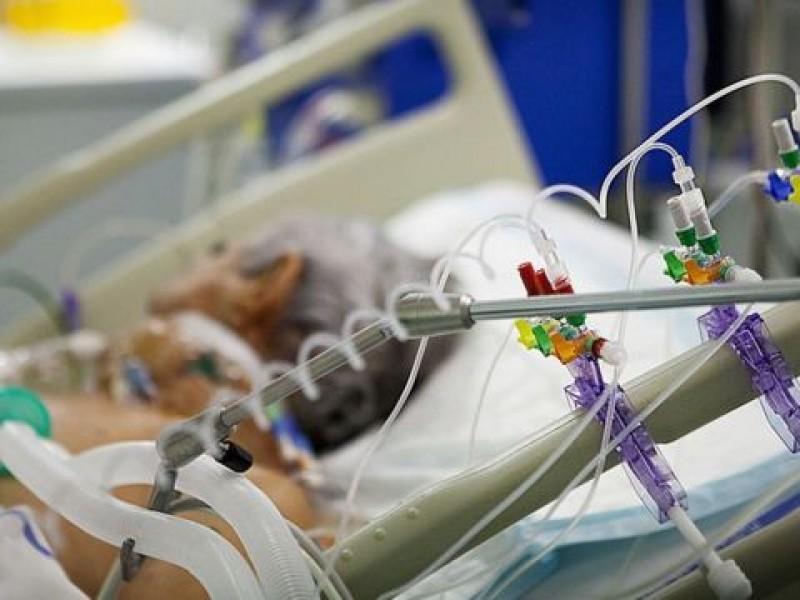 Incrementan pacientes intubados por COVID en Guerrero