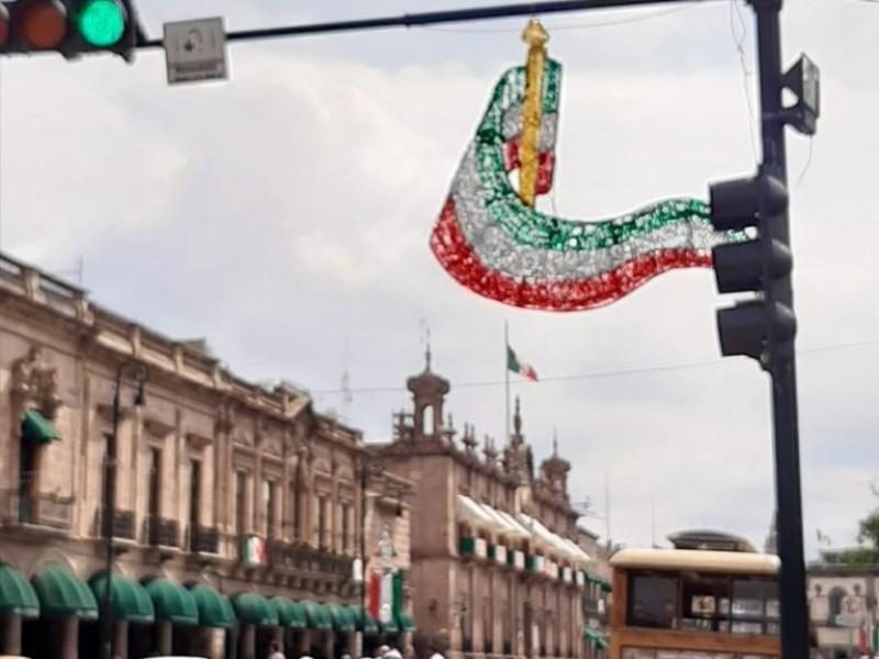 Incrementan ventas del Centro Histórico por festejos patrios