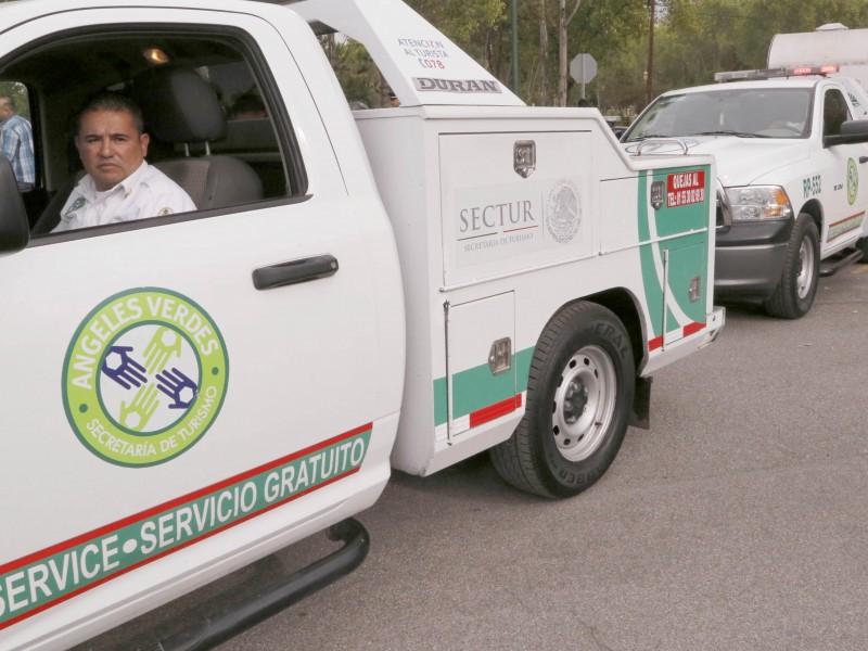 Incrementarán Ángeles Verdes parque vehicular en Chiapas