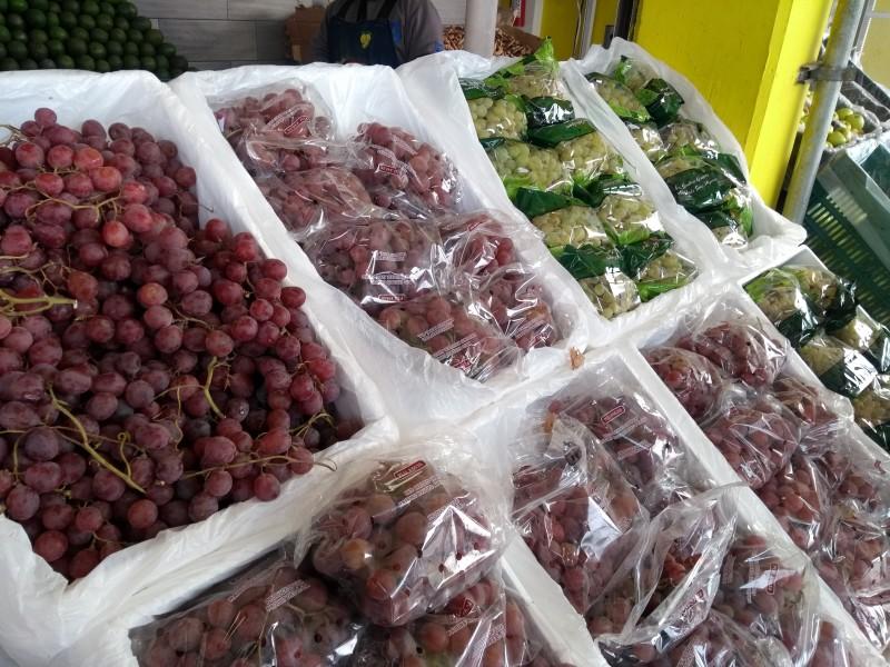 Incrementarán precio de las uvas al doble