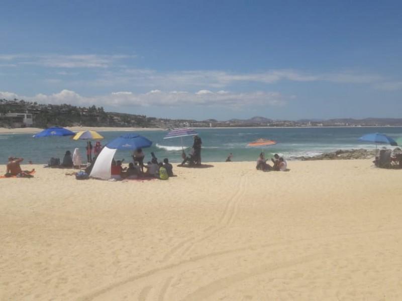 Incrementa recolección de basura en playas del municipio