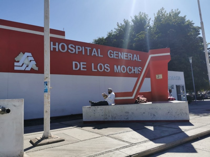 Se dispara ocupación hospitalaria por Covid-19 en HG