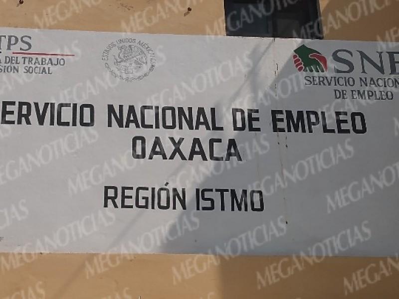 Incrementó el desempleo en Salina Cruz por contingencia sanitaria