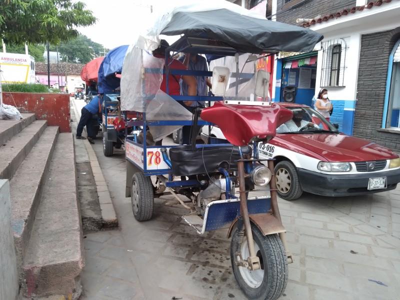 Incrementa 45% costo del pasaje en San Blas Atempa