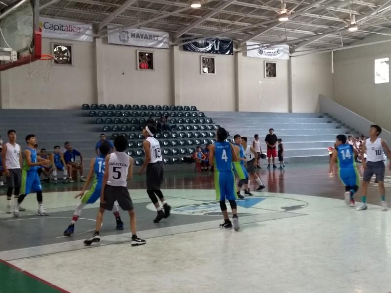 INCUFID y SEPEN preparan liga escolar de basquetbol