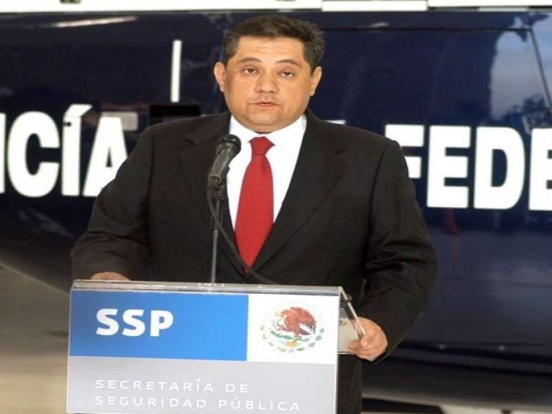 Indagan a mando policíaco por caso García Luna