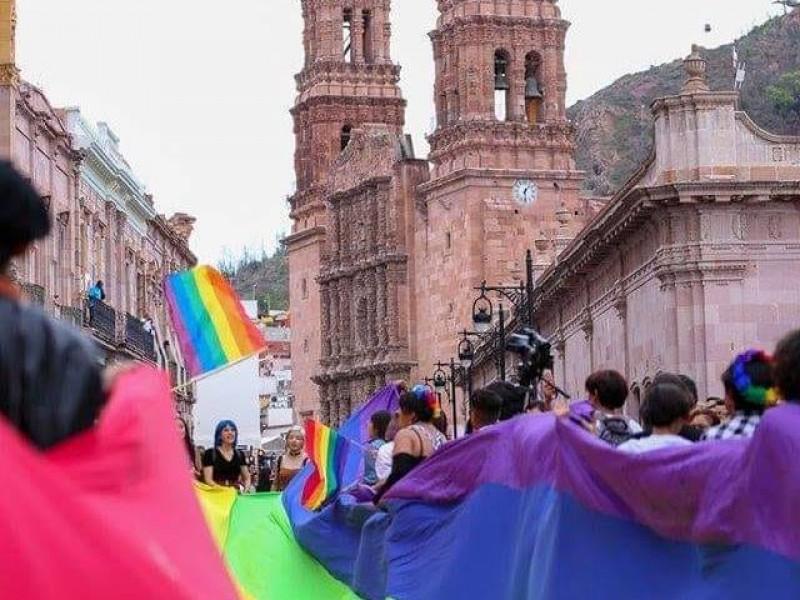 Indefinida la realización de la marcha gay en Zacatecas