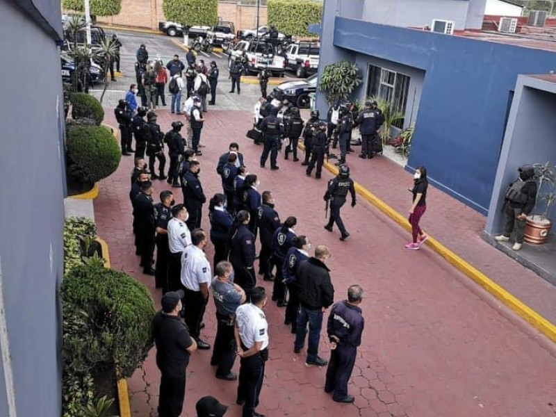 Indeterminadamente SSP asume el control de policía de Orizaba