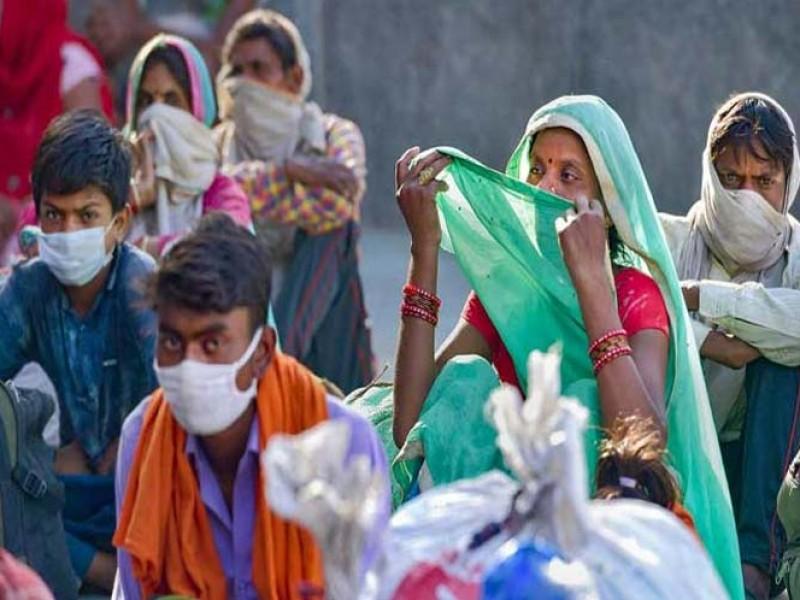 India rompe récord de casos con Covid-19 en 24 horas