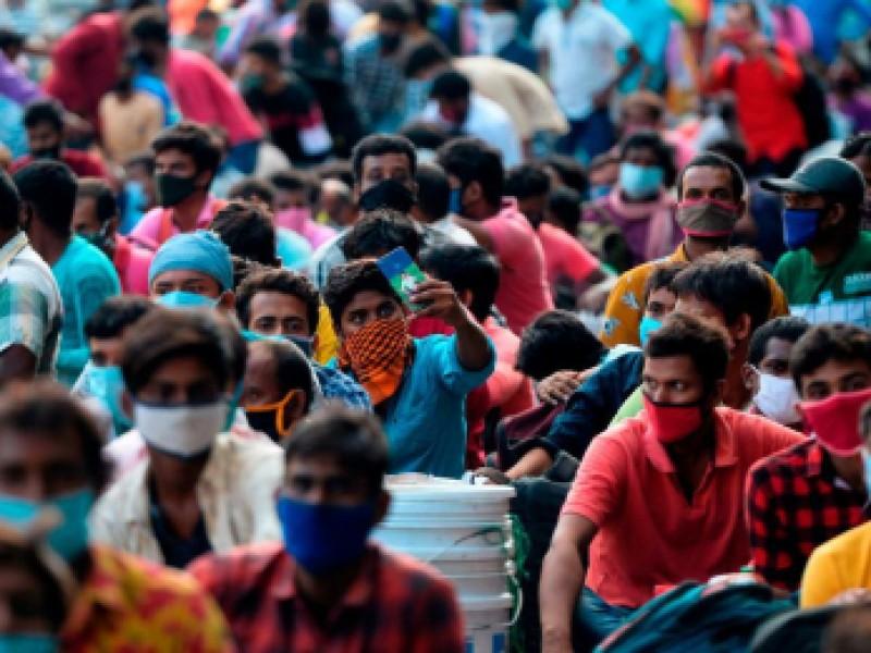 India segundo país más afectado por casos Covid-19