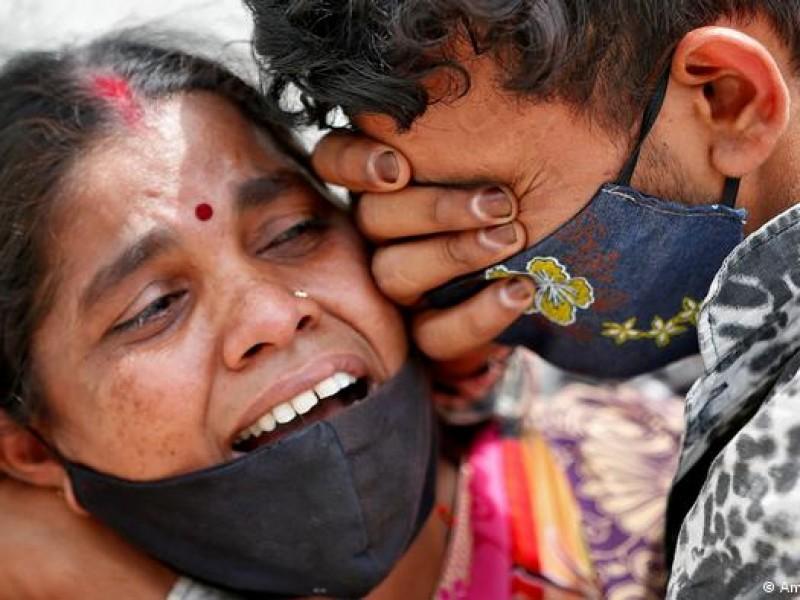 India supera los 26 millones de casos por Covid-19