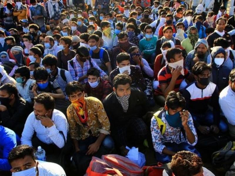 India supera los 7 millones de casos de Covid-19