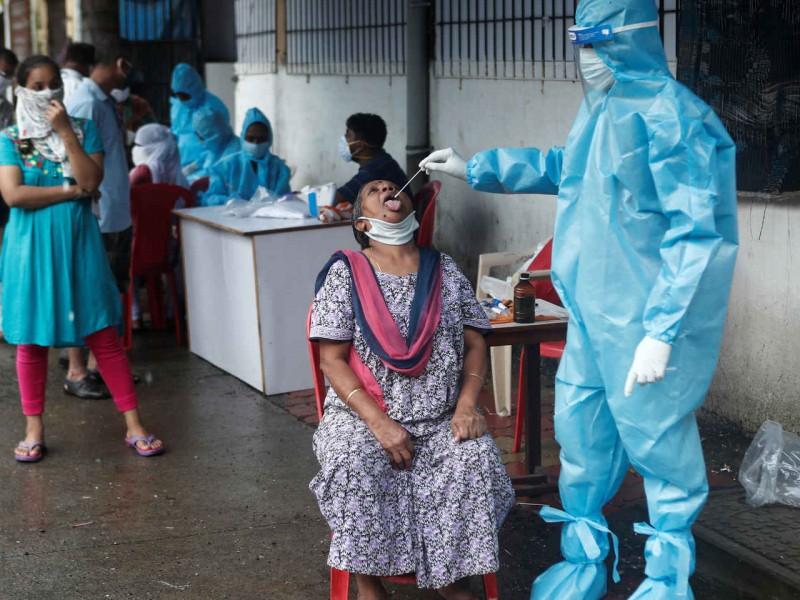 India superan los 5 millones de infectados por Covid-19