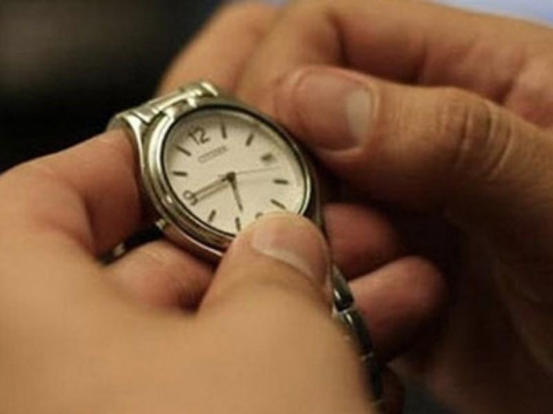 Indiferencia ante cambio de horario