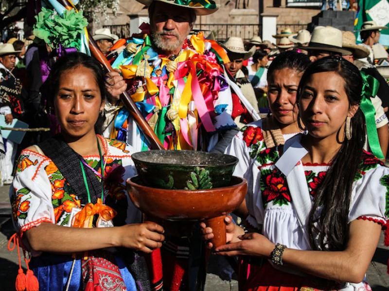 Indígena Purépecha velará por los asalariados más pobres