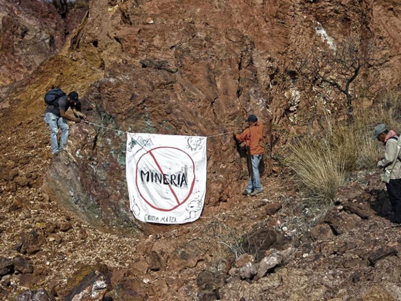 Indígenas Chimalapas acusan a Adelfo Regino de apoyar a mineras