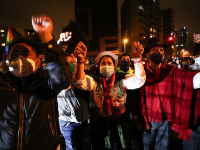 Indígenas de Ecuador piden anular elecciones