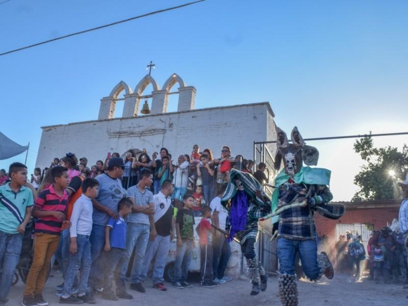 Indígenas mayos se rehúsan a cancelar fiestas cuaresmales por COVID-19