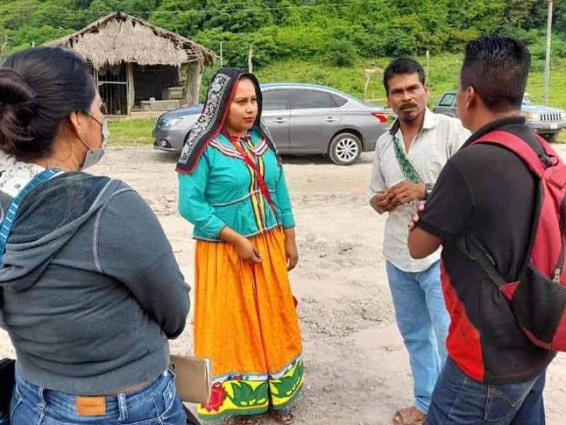 Indígenas nayaritas recaban firmas para adicionar artículos constitucionales a favor