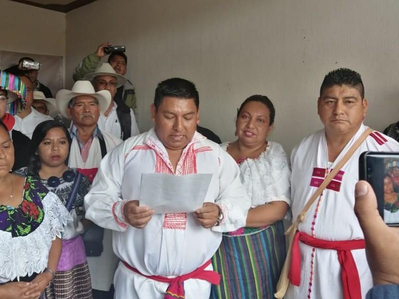 Indígenas piden ser incluídos en el proyecto Tren Maya