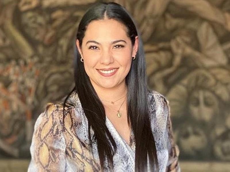 Indira Vizcaíno confirma positivo a Covid-19