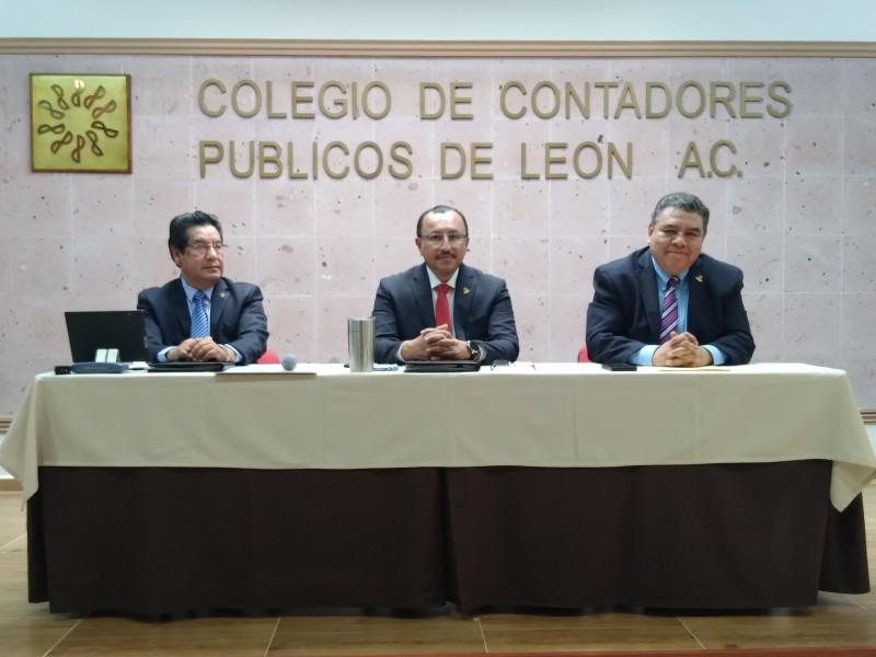 Indispensable repensar estrategias para incrementar recaudación: CCP León