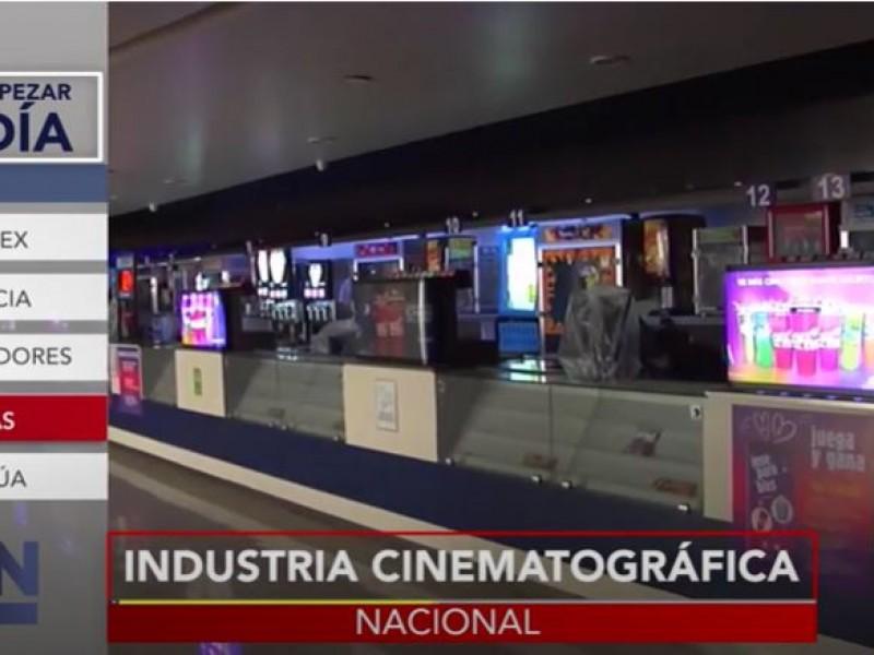 Industria cinematográfica ha perdido más de 18,400 mdp por pandemia