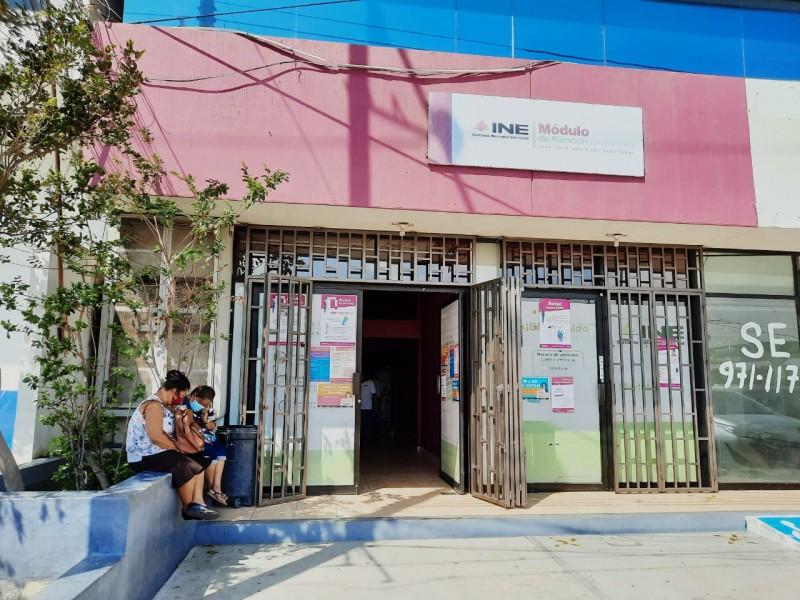 INE 05 aprueba casillas electorales