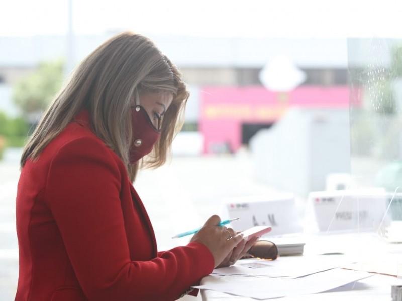 INE aprueba convocatoria de aspirantes a dirigir Morena