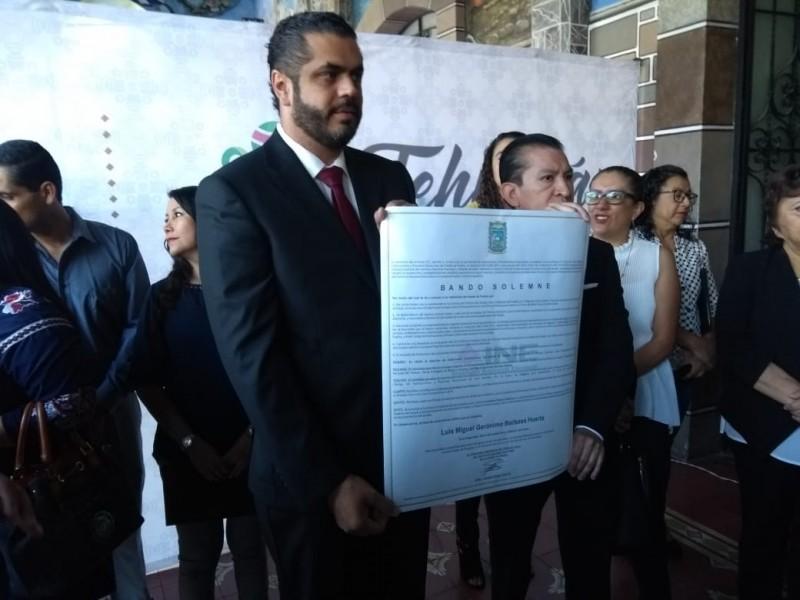INE coloca bando para validar al próximo gobernador